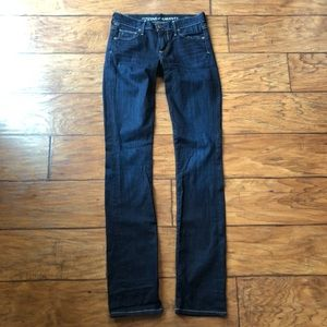 Citizens of humanity Ava straight leg jeans 24 34